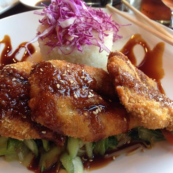 Pork Katsu - Kansaku, Evanston, IL