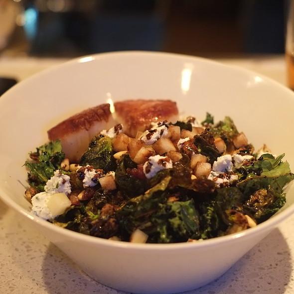 EVO Salad with Scallops @ EVO