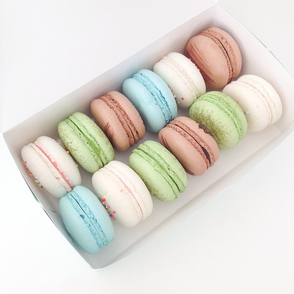 Macaron @ Belle Et Petite (Made By Order To 087876940331)