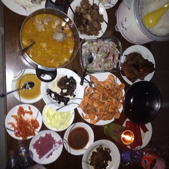 Filipino Cuisine @ Diego' Selection