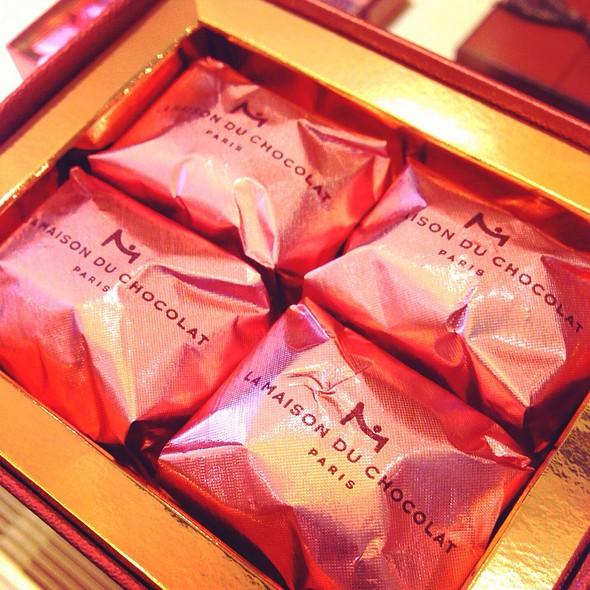 Marrons Glacés @ La Maison Du Chocolat 表参道店