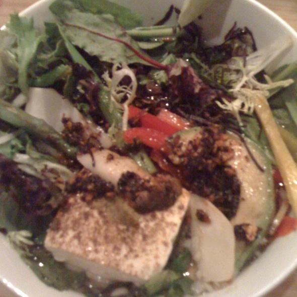 Spicy Vegetable Ramen @ Totto Ramen