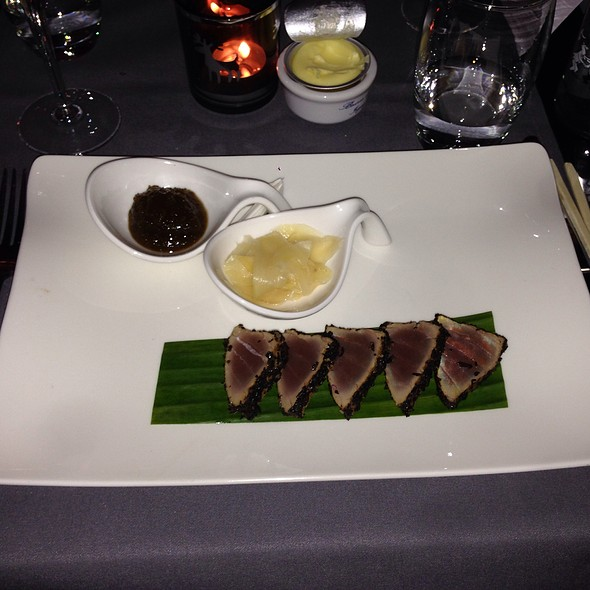 Tuna Sashimi @ Restaurant Original