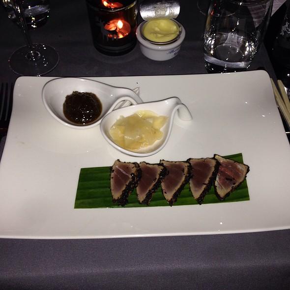 Tuna Sashimi @ Restaurant Original