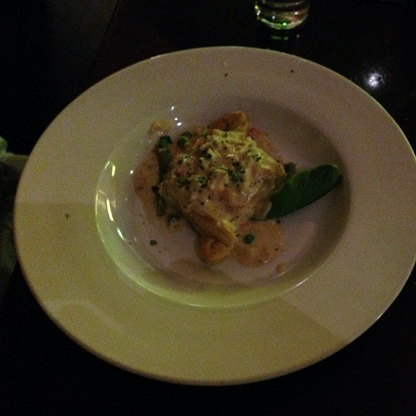 Lobster Puff Pastry - Bijou Restaurant & Bar, Hayward, CA