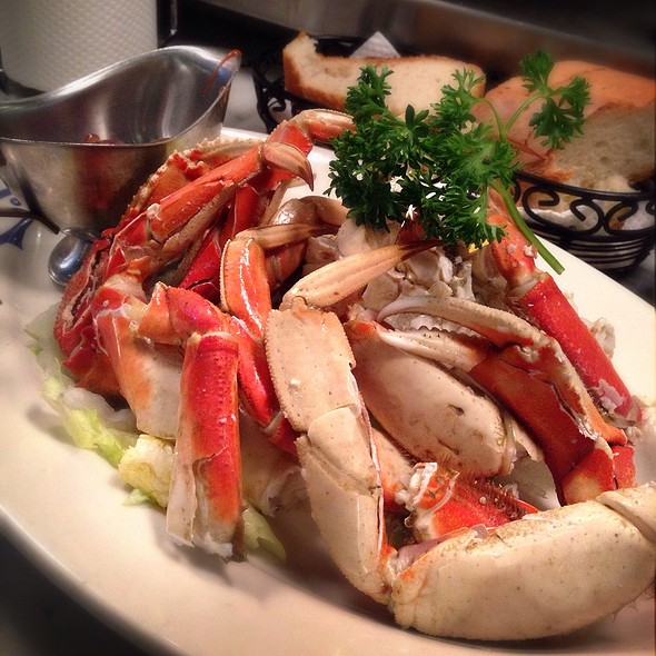 Cracked Crab @ Sotto Mare Oysteria and Seafood Restaurant