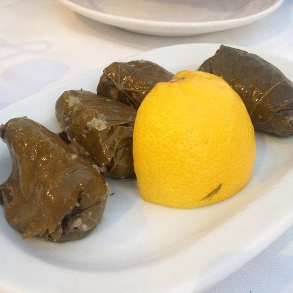 Stuffed Cabbage @ Taverne Nikos