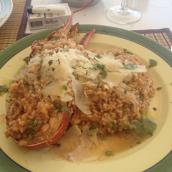 Lobster Risi @ Saint John Hotel