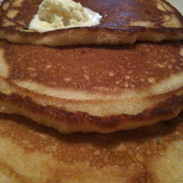 pancakes @ Cracker Barrel Old Country Str