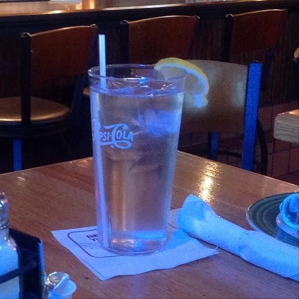 Water @ Applebee's