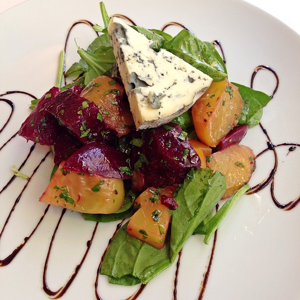 Beet Salad @ Heathman Restaurant