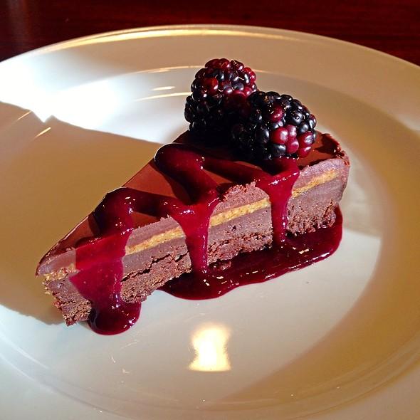Chocolate Picada Torte @ La Rambla