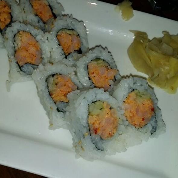 Fiery Shrimp Roll  - Kona Grill - Omaha, Omaha, NE