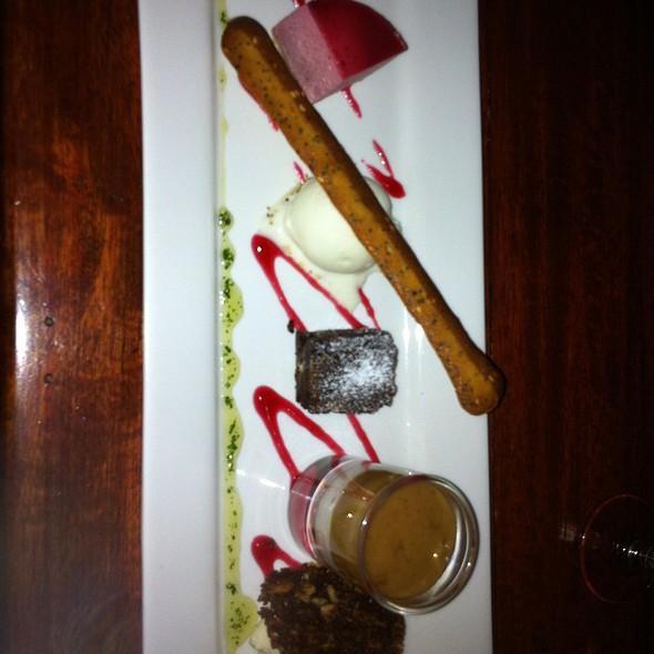 Dessert @ Bistro La Boucherie