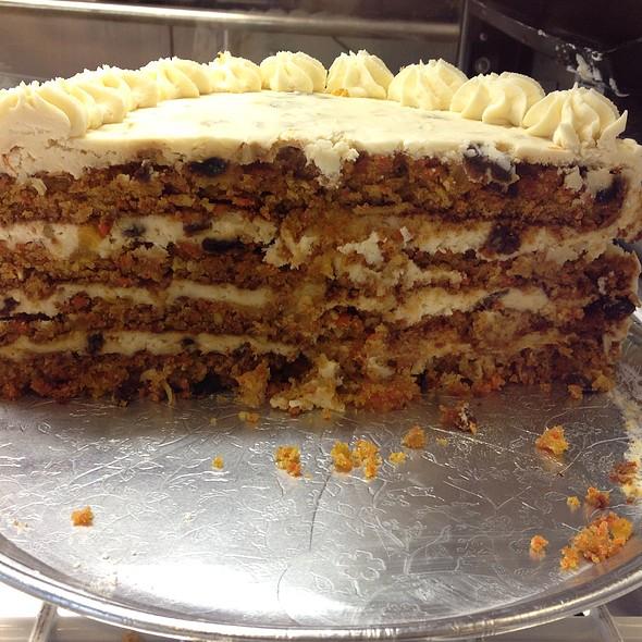 Carrot Cake - City Cafe, Dallas, TX