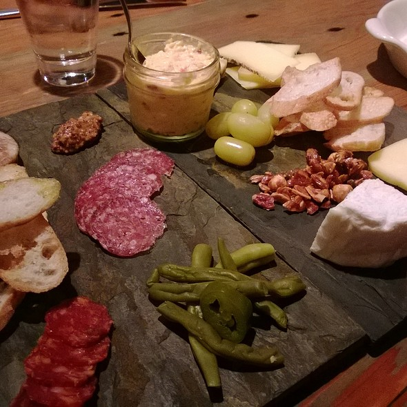 Cheese Plate @ Seven Lamps