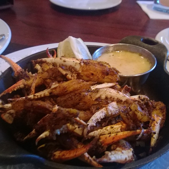 Spicy blue crab fingers @ Dantanna's - Buckhead