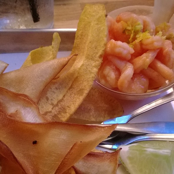 Fantasma Ceviche @ Red Pepper Taqueria