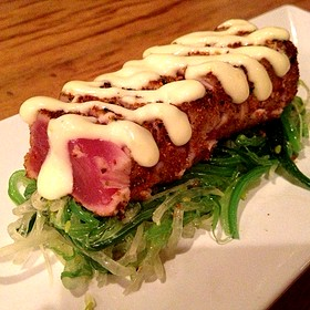 Togarashi Seared Tuna