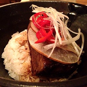 Braised Short Rib Donburi