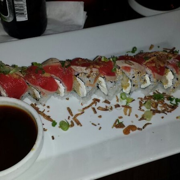 Sexy Roll - Red Koi Lounge, Coral Gables, FL