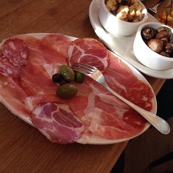 Cured Meat Tasting @ Frankies Spuntino