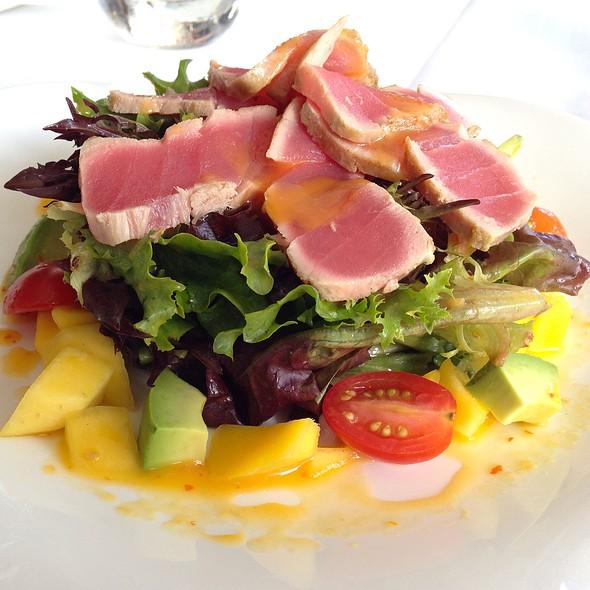 Tuna Tataki Salad - Yuca, Miami Beach, FL