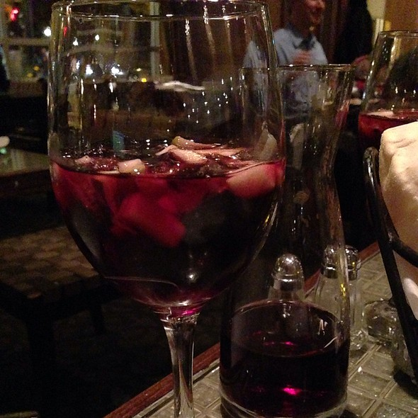 Pomegranate Wine Sangria - Lebanese Taverna - Bethesda, Bethesda, MD