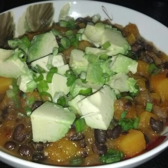vegan chili @ Home