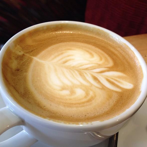 Large Latte @ Urban Coffee Company