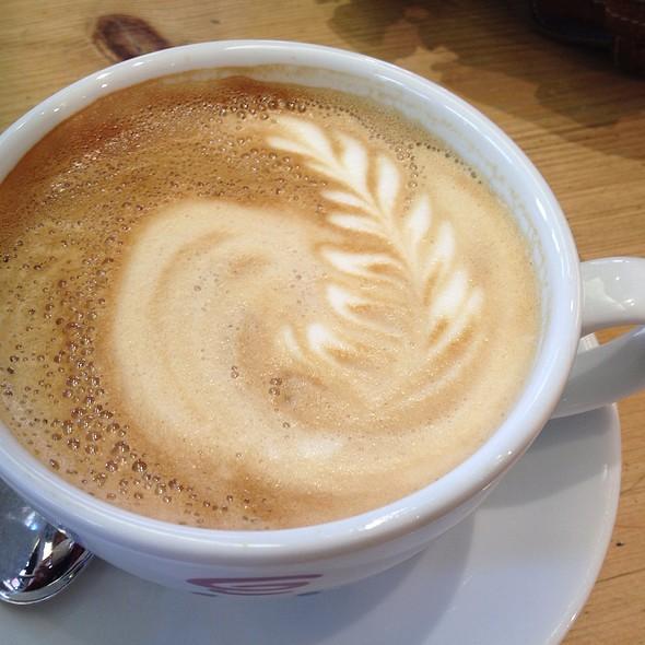 Large Cappuccino @ Urban Coffee Company