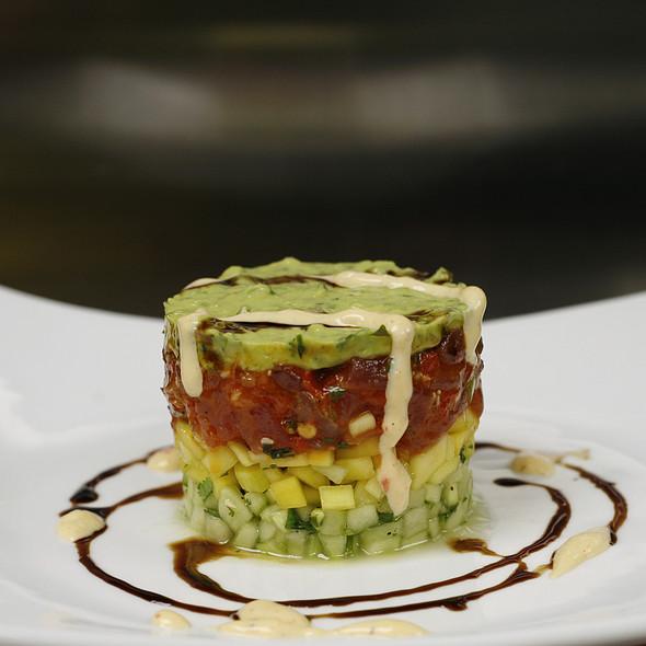 4 Layer Tuna Tartar - Tangierino, Charlestown, MA