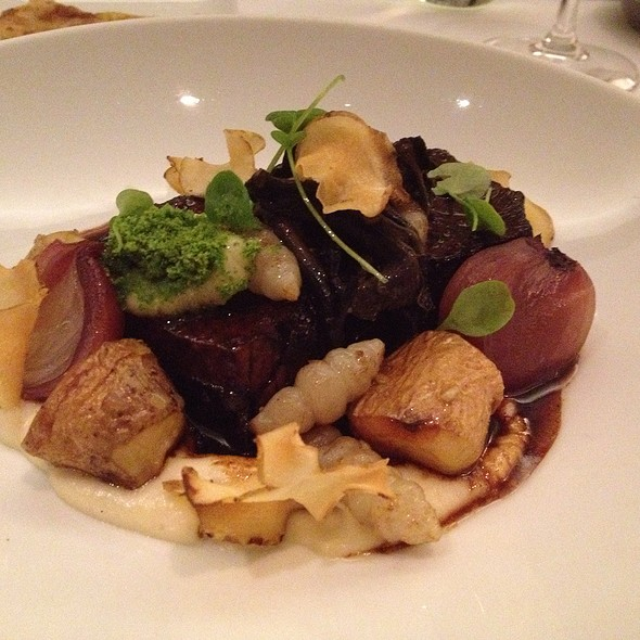 Niman Ranch Braised Short Rib