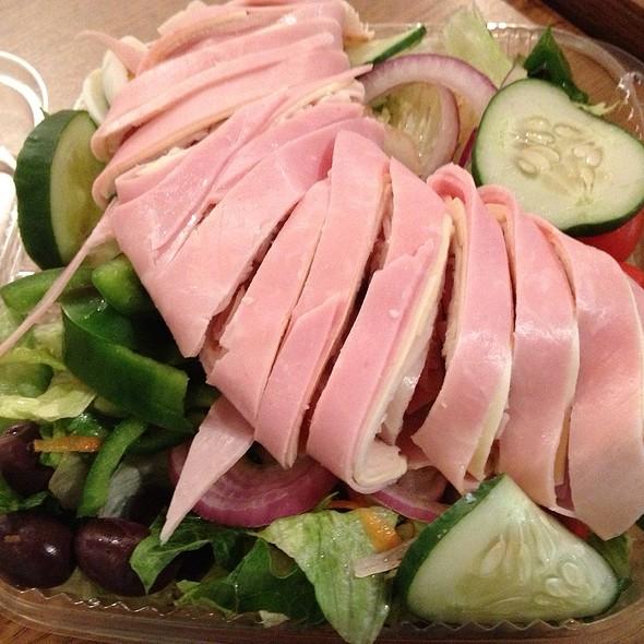 Chef Salad @ Key Pizza
