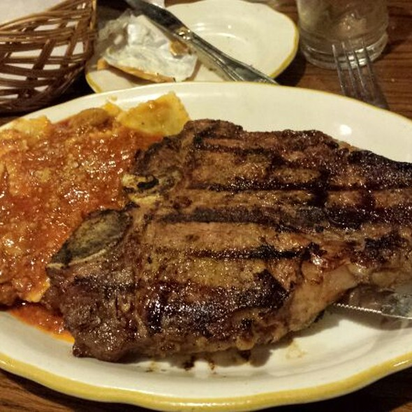 22 Oz T-bone Steak  @ Joe's of Westlake