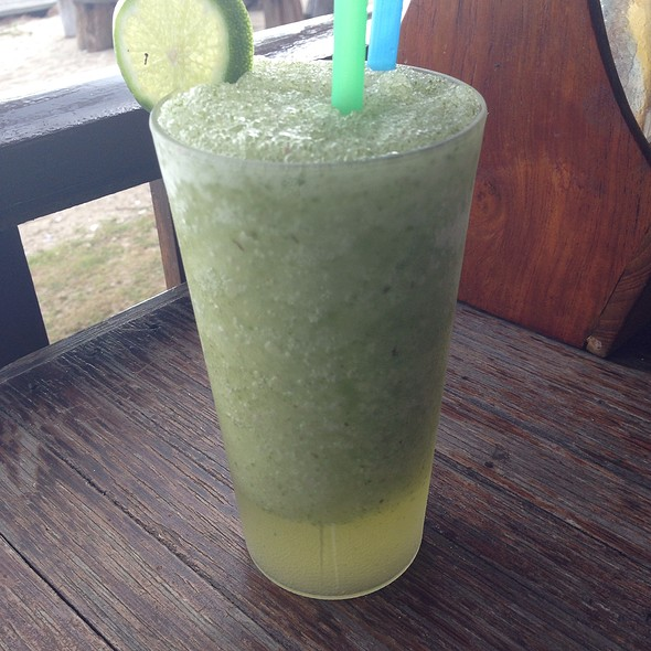 Lemon And Mint Shake @ First Villa