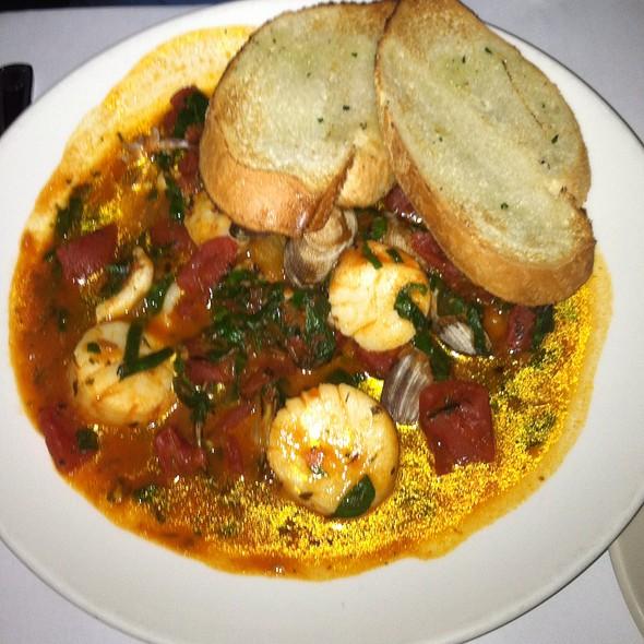 Seafood Cioppino Soup - Adriatic Grill - Italian Cuisine & Wine Bar, Tacoma, WA