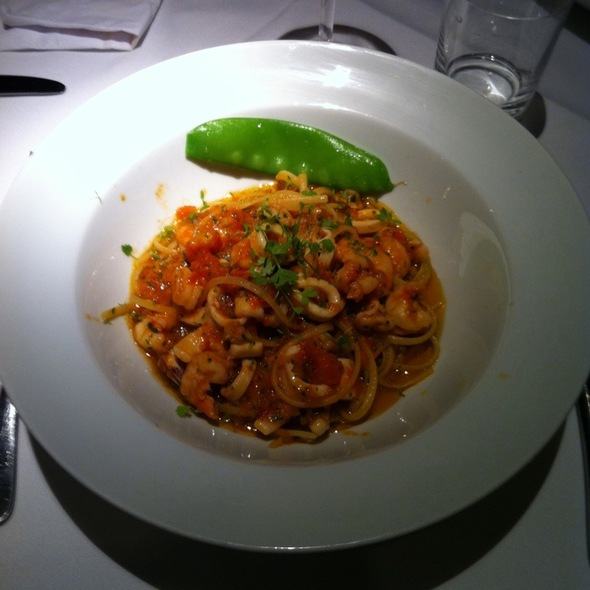 Linguini Ao Fruto Do Mar @ Piselli Vineria & Osteria