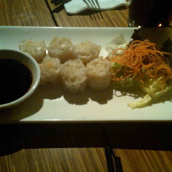 Shrimp Shumai @ Box