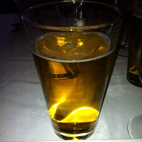 Peroni Beer - Mill Pond Steakhouse, Rembert, SC