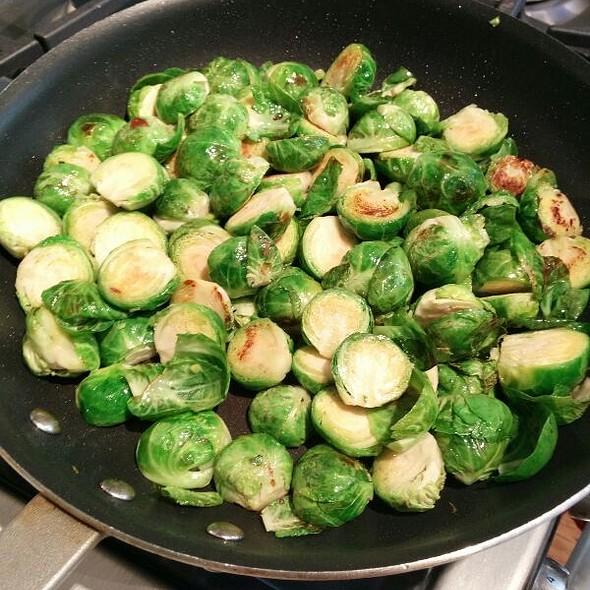 Brussels Sprouts @ Casa de Al