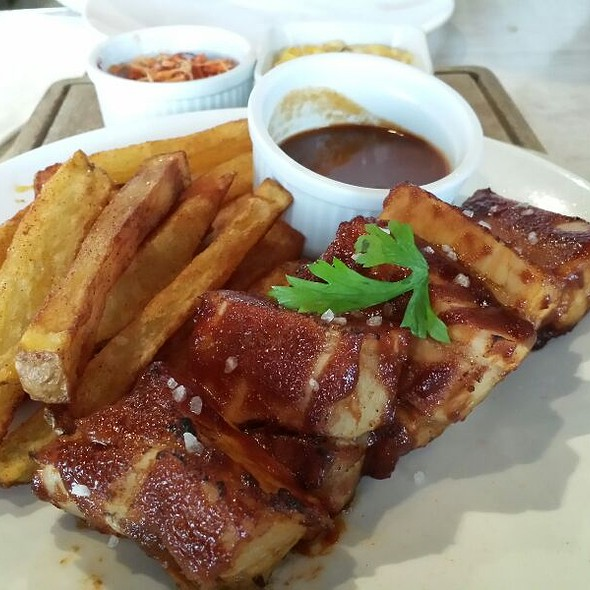 Double Black BBQ Pork Belly @ 2nd's Comfort Food Revisited