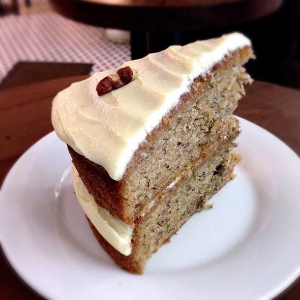 Hummingbird Cake @ Whisk, Outpost