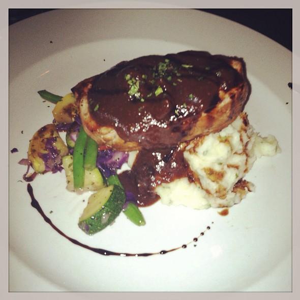 Pork Loin - Dario's Brasserie, Omaha, NE