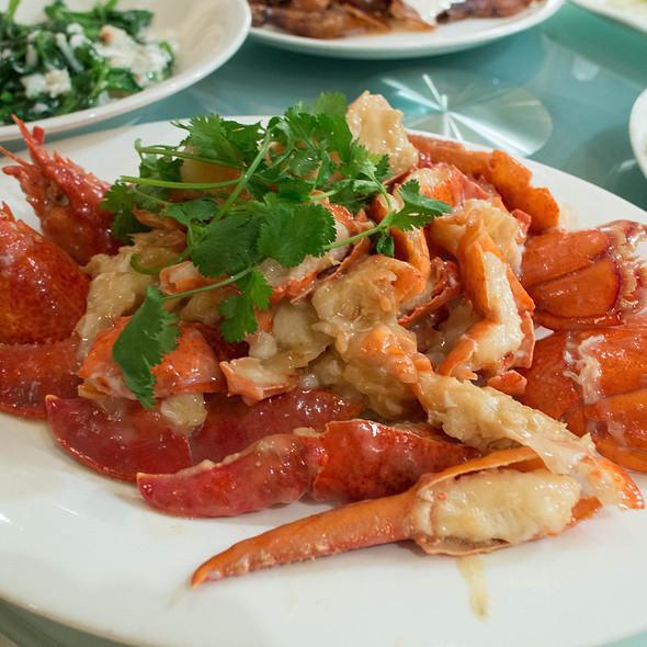 Lobster Sauteed in Supreme Broth - Tai Pan, Palo Alto, CA