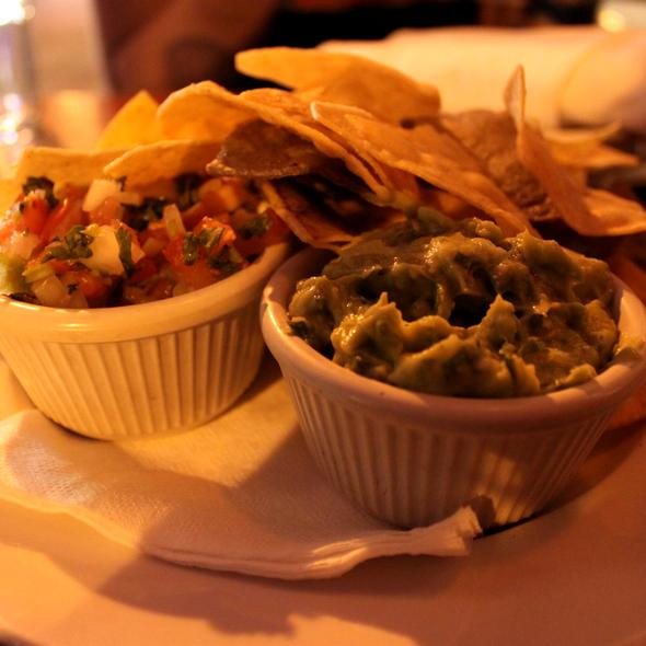 Guacamole And Pico De Gallo @ la palapa cocina mexicana