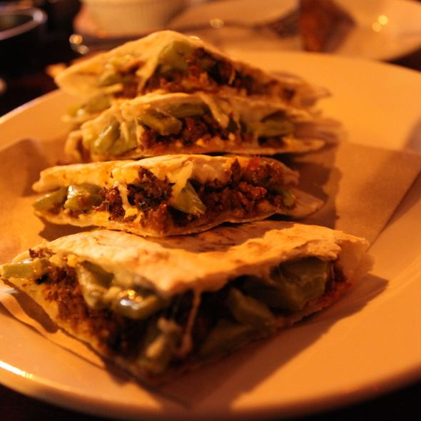 Quesadilla @ la palapa cocina mexicana