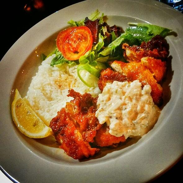 Chicken Nanban Rice
