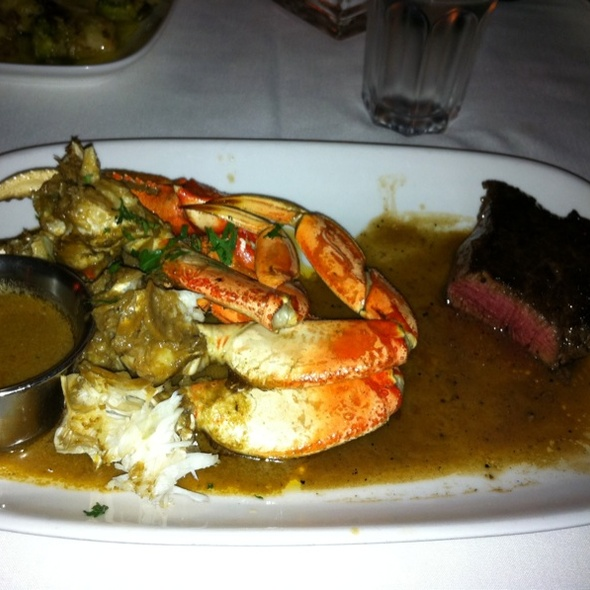 Surf And Turf @ Bobo's aka Boboquivari's