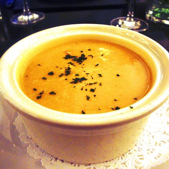 Butternut Squash Soup - Mason Street Grill, Milwaukee, WI